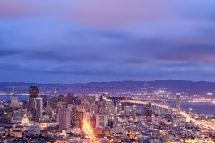 San Francisco City Landscape