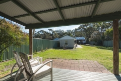 backyard bundeena