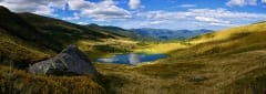 Carpathian Mountains Lake Pictures