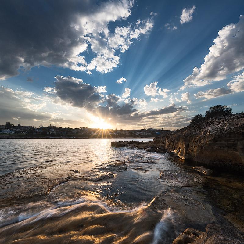 malabar sunset