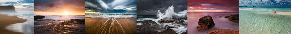 many seascapes combo