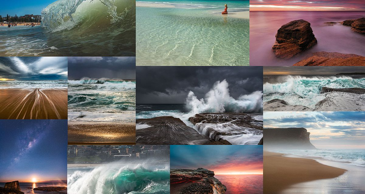many seascapes featured image