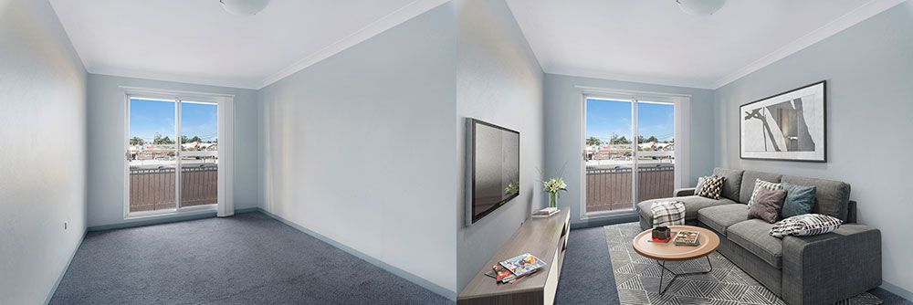 virtual furniture living room